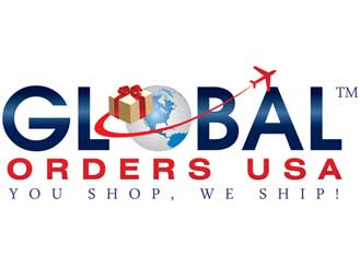Global Order USA logo design